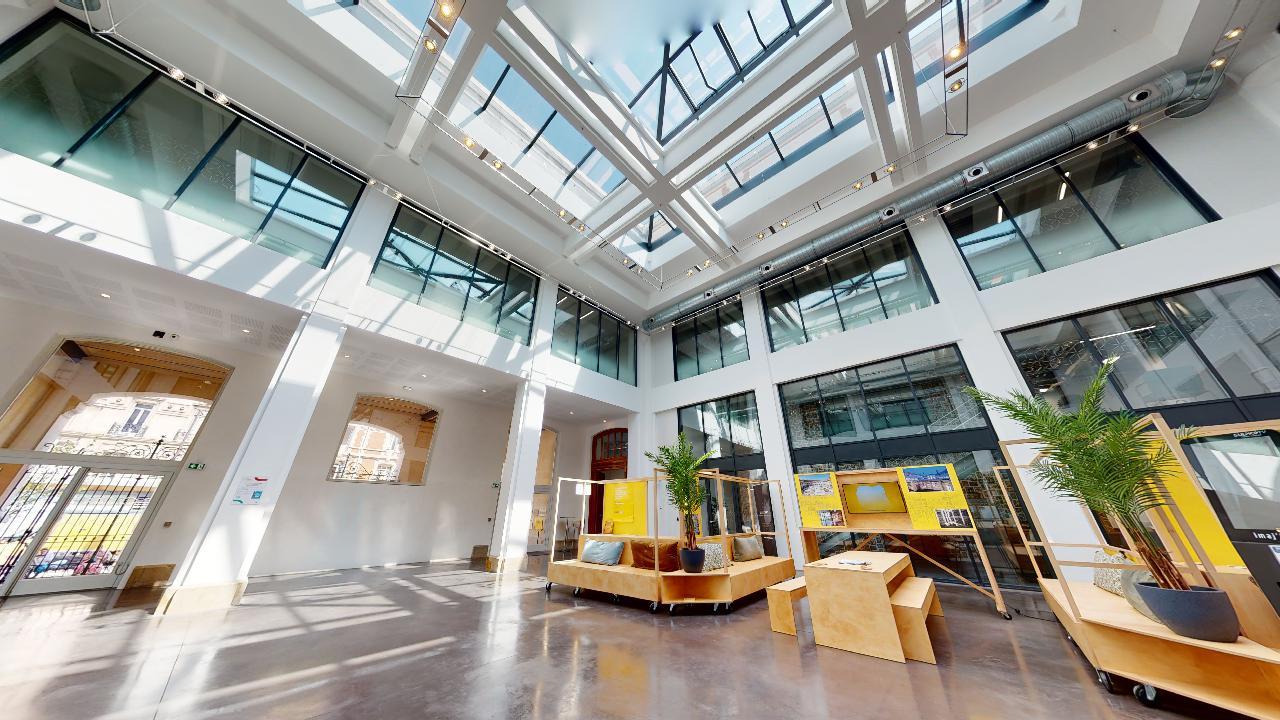 Espace de coworking à Marseille - centre ville