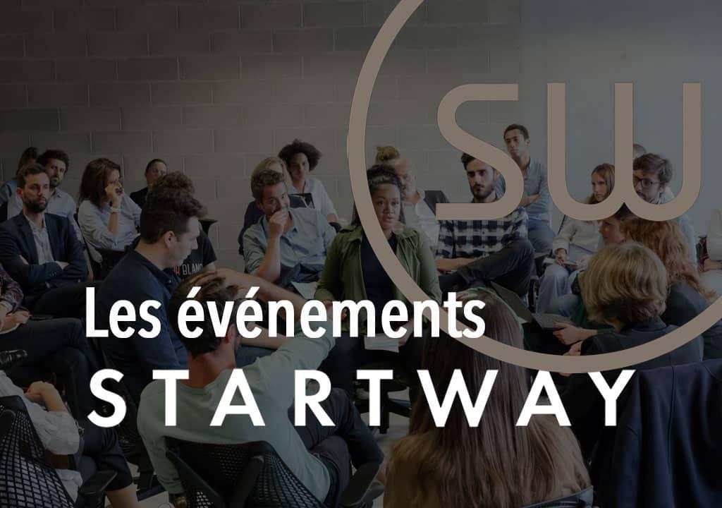 Les événements organisés chez Startway Coworking