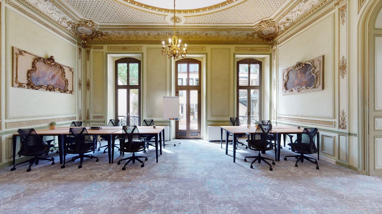Espace de coworking à Marseille - centre d'affaires et bureaux