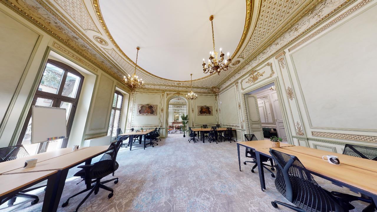 Bureaux à partager Espace de coworking à Marseille - centre d'affaires et bureaux