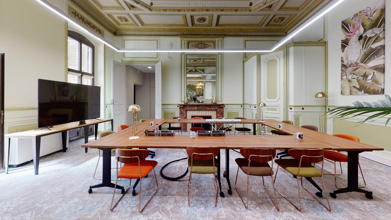 Location salle de réunion à Marseille séminaires conférence meetup