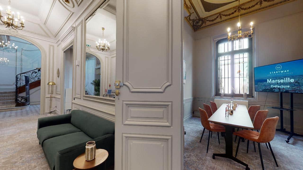 Location de salle de réunion et séminaires à Marseille