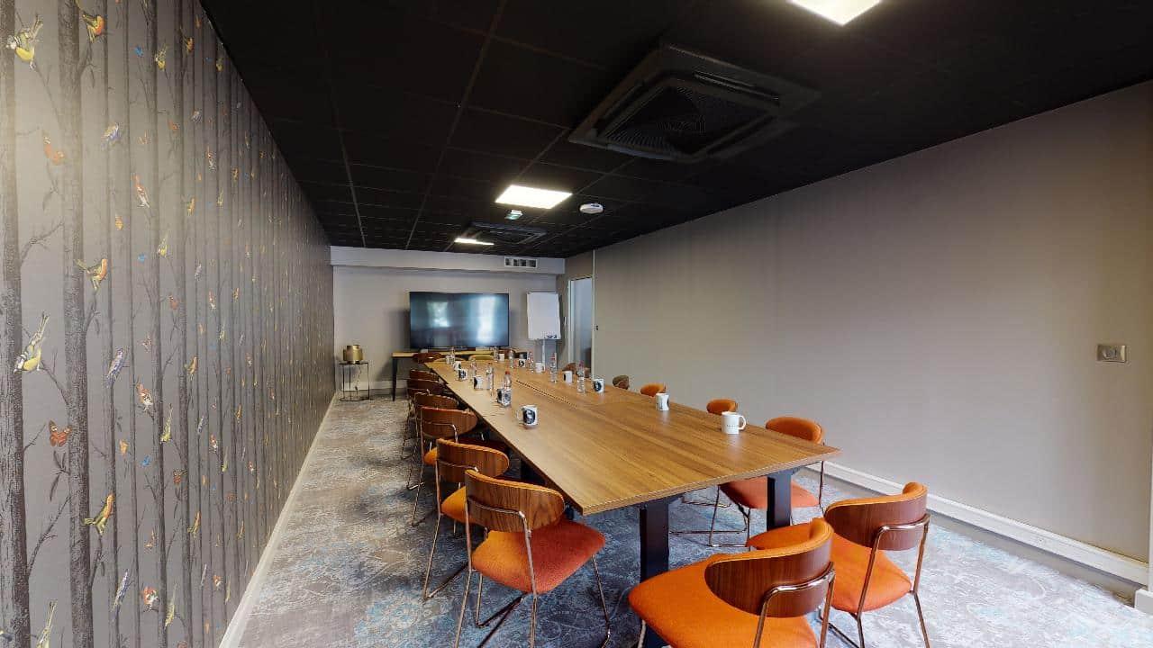 Salle de réunion et de séminaires à Marseille