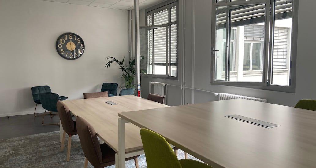 bureaux à partager à Strasbourg