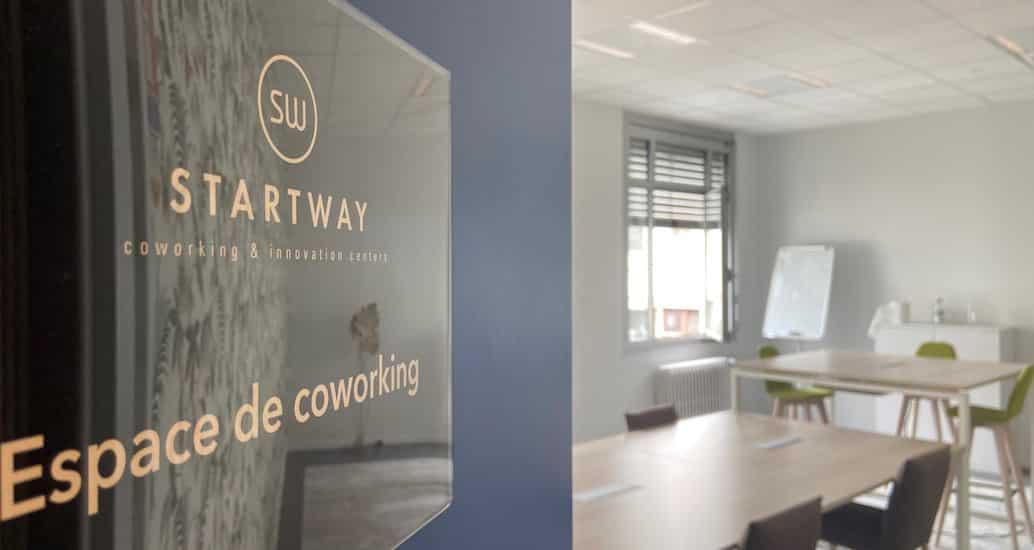 Espace de coworking à Strasbourg