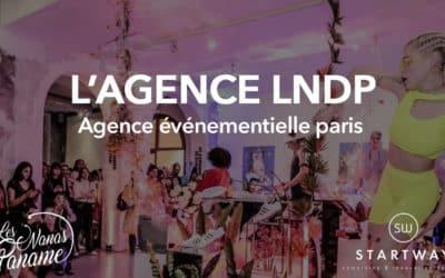 Startway Coworking et l'agence événementielle LNDP