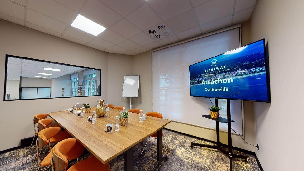 Salle de réunion à Arcachon